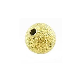 Guld stardust 12 mm / 1,8 mm