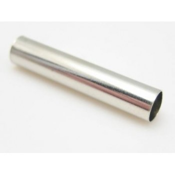 Glat stål rør 20 mm / 3 mm hul
