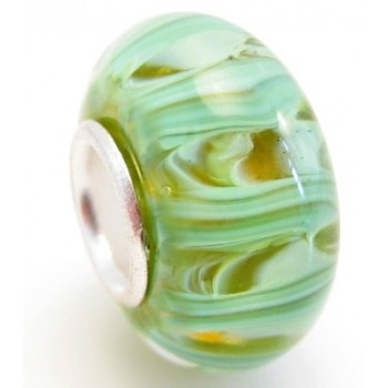 Smukt grøn luxus glas led