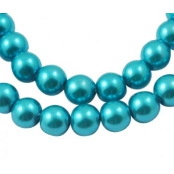 Glas voks perle tukist 6 / 1 mm - 50 stk