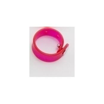 Silikone ring pink - regulerbar