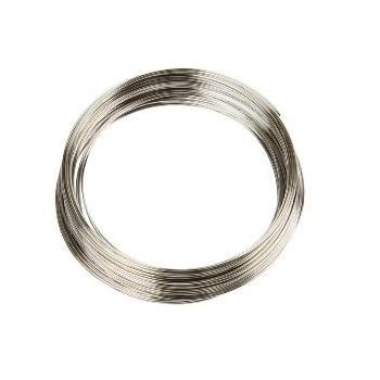 Memory wire sølv 5 CM  - 60 stk