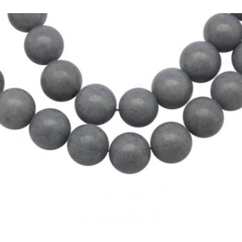 Jade grå 10 mm - 8 stk