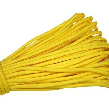 Faldskærmsline neon gul 1 m