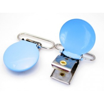 Sutteholder 23 mm lyseblå