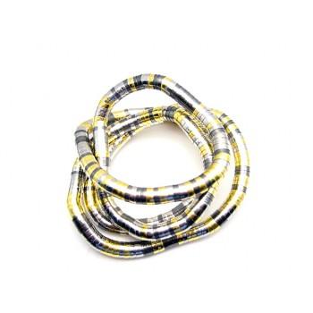 SLANGE halskæde - armbånd - ankelkæde MULTI