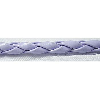 Bola Imiteret lavendel lækker  3 mm tyk - pr m- SUPER BILLIGT.