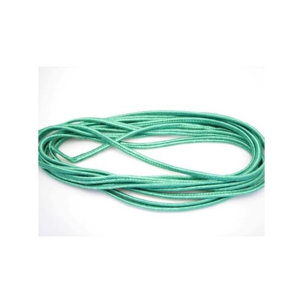 Flet bånd Grøn 3,5 x 1,5 - pr m.
