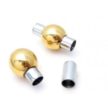Stål Magnet lås 18 / 4 mm