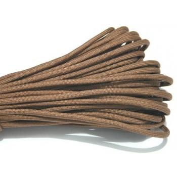 Faldskærmsline brun 1 m
