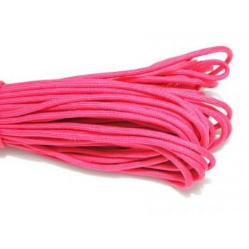 Faldskærmsline pink 1 m
