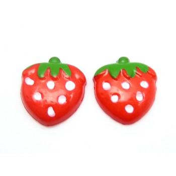 Jordbær 12 mm - 2 stk