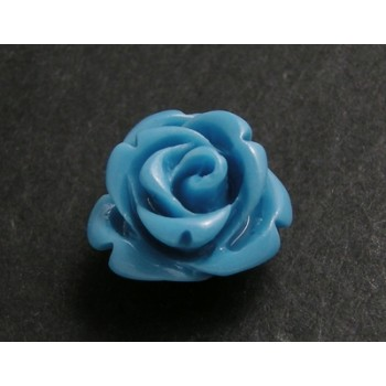 Synt. Koral rose Turkis 10 mm - 2 stk