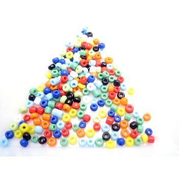 Seed bead mix 3 / 0,5 - 25 G