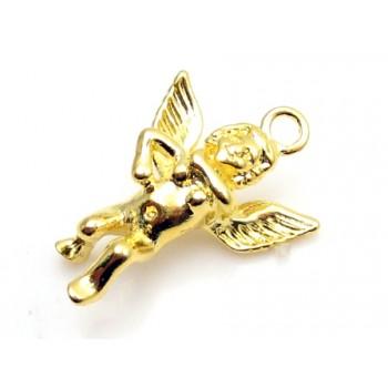 Guld engel 22 mm