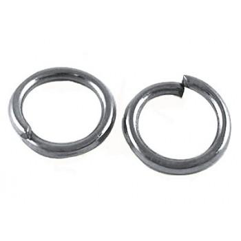 O-ring sort 6 x 0,7/5 mm - 30 stk