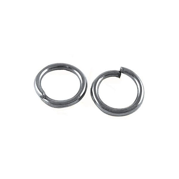 O-ring sort 6 x 0,7/5 mm - 30 stk