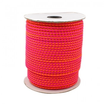 Bola Imiteret Pink / orange 3 mm tyk - pr m
