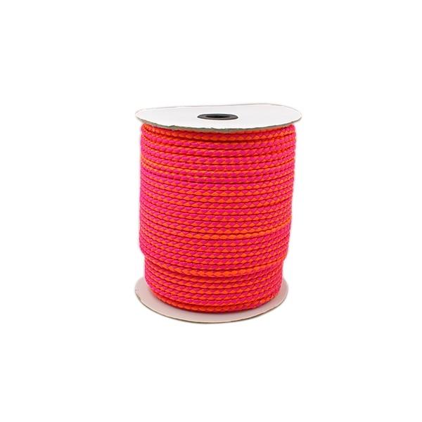 Bola Imiteret Pink / orange 3 mm tyk - pr m
