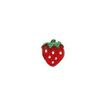 Jordbær 8 mm - 2 stk