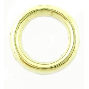 Ring guld 11 mm - 20 stk