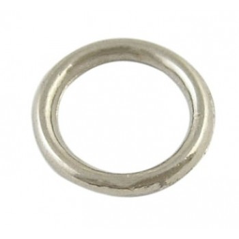 Ring sølv 12 mm - 20 stk