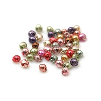 Seed bead mix lustre 3,5 - 0,8 mm 25 g
