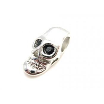 Dødningehoved / skelet 4 mm...
