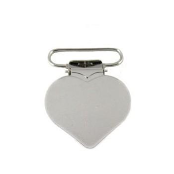 Sutteholder 29 mm hjerte