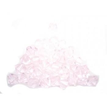 Glas perle facet 6 mm - 45...