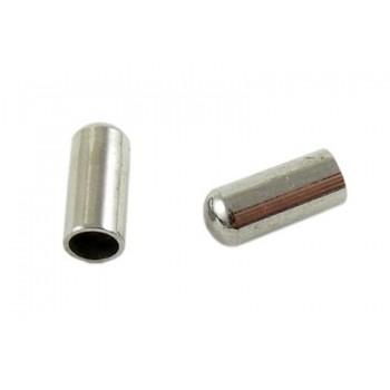 Endeprop / enderør 6 / 2 mm - 4 stk