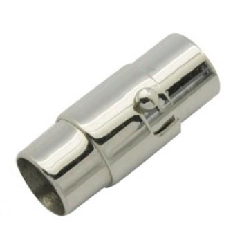 Bajonet magnet lås STÅL  - 2 mm ind hul