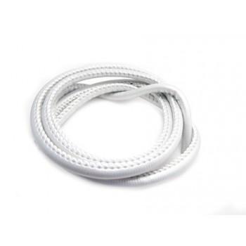 Randsyet / kantsyet IMIT sølv 5,5 mm - 1 m - SUPERTILBUD