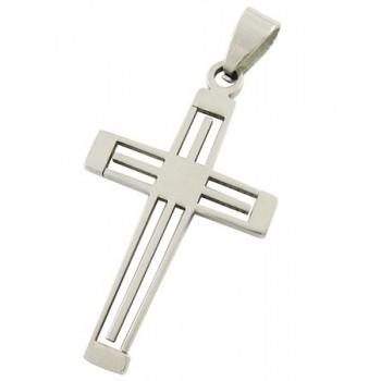 Stål kors  42 mm
