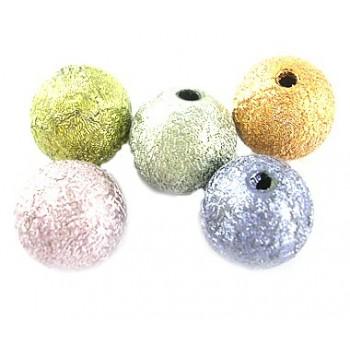 Silkebørstet perle mix 12...