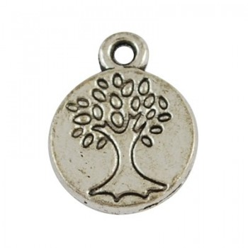 """Vedhæng """"livets træ""""  15 mm..."""