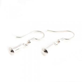 Øreringe til charms - 1 par