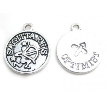 Skytten sølv 20 mm