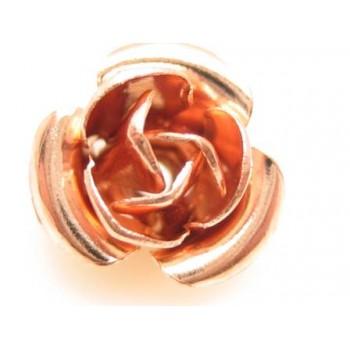 Kobber roser 5 mm - 2 stk