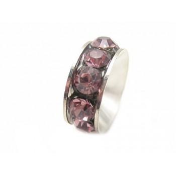 Led med stene rosa