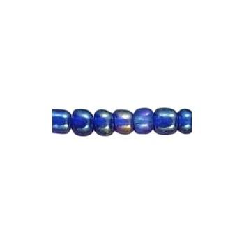 Seed bead blå / chancerende 3 / 1 - 25 g