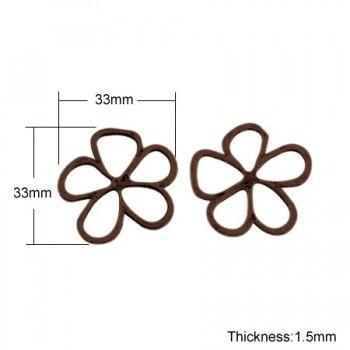 Blomst 45 mm