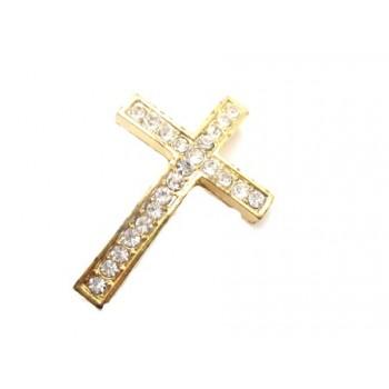 Kors guld 36 / 2 mm