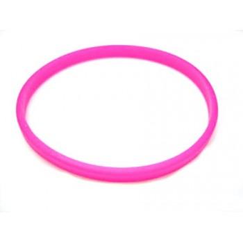 Silikone armbånd pink