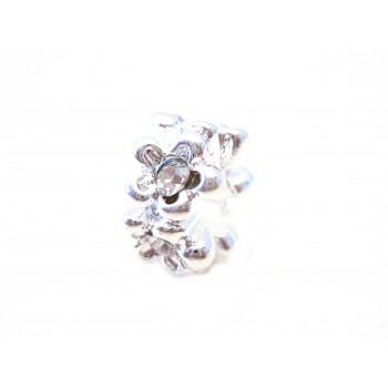 Smukt led med stene - sølv
