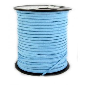 Ruskind 3 x 1,5 mm Lys blå - 1 m