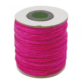 Russisk Flet bånd Pink  3,5 x 1,5 - pr m.