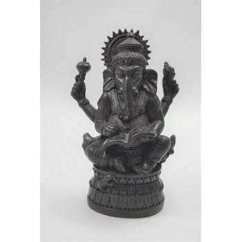 Ganesha med bog
