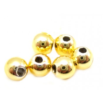 Voks perle 3 mm - guld - 40...
